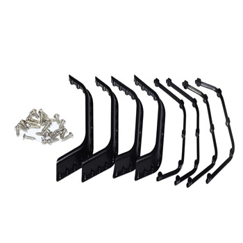 1/10 Truck Fenders Flares For D90 D110 Axial SCX10